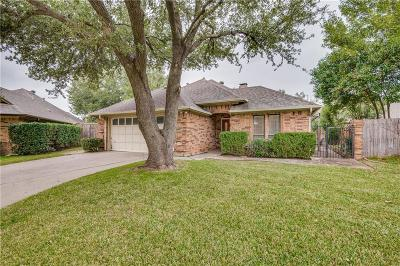 Irving Single Family Home For Sale: 917 Colony Ridge Court