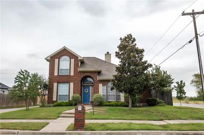 Mesquite Single Family Home For Sale: 3333 High Meadow Drive