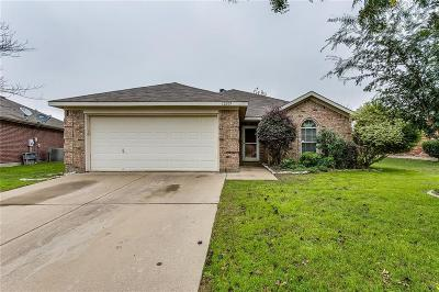 Fort Worth Single Family Home For Sale: 12205 Silver Mist Trail