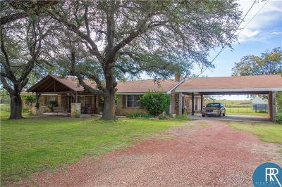 Single Family Home For Sale: 2401 Fm 1849