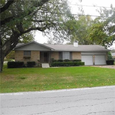 Desoto Single Family Home Active Option Contract: 501 N Chattey Road