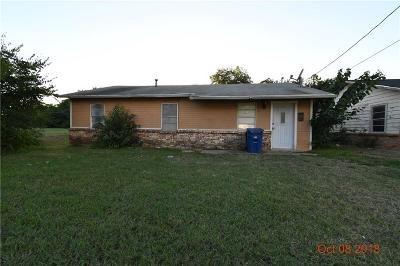 Everman Single Family Home For Sale: 321 Holley Street
