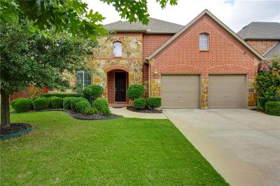 Fort Worth Single Family Home For Sale: 9733 Sam Bass Trail