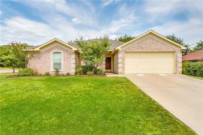 Burleson Single Family Home For Sale: 544 Barbara Jean Lane