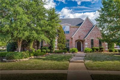 Prosper Single Family Home For Sale: 1220 Crooked Stick Drive