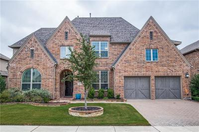 Prosper Single Family Home For Sale: 4561 Desert Willow Drive