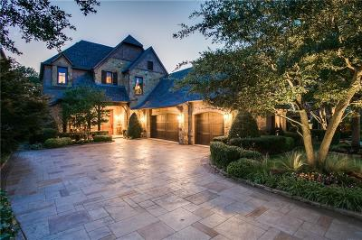 Frisco Single Family Home For Sale: 5077 Oak Knoll Lane