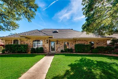 Trophy Club Single Family Home For Sale: 213 Oakmont Drive