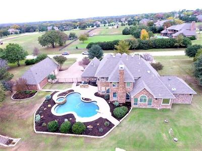 Flower Mound Single Family Home For Sale: 3901 Rothschild Drive
