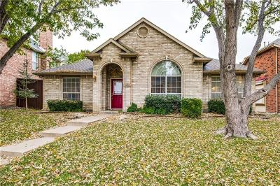 Frisco Single Family Home For Sale: 10812 Alexandria Drive