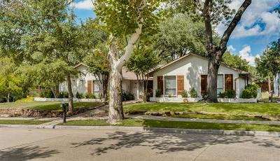 Single Family Home For Sale: 6603 Roundrock Road