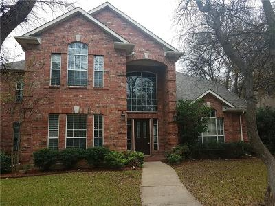 Keller TX Single Family Home For Sale: $408,000
