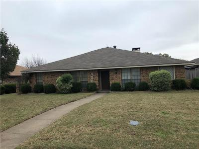 Cedar Hill Single Family Home For Sale: 420 Northwood Trail