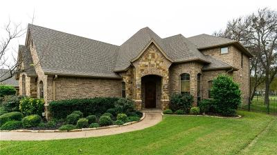 Fort Worth Single Family Home For Sale: 12241 Indian Creek Drive