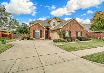 Arlington Single Family Home Active Option Contract: 8004 Summerleaf Drive