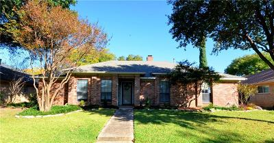Carrollton Single Family Home For Sale: 2125 El Dorado Way