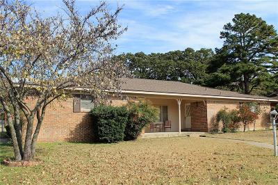 Stephenville TX Single Family Home For Sale: $175,000