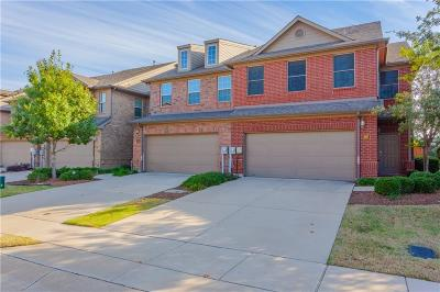 Lewisville Townhouse For Sale: 464 Hunt Drive
