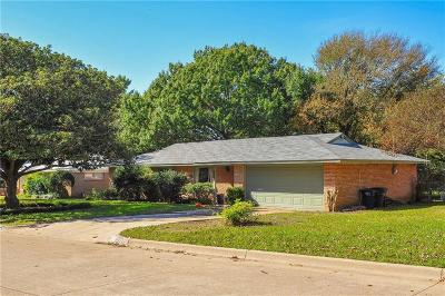 Fort Worth Single Family Home For Sale: 5728 Walla Avenue