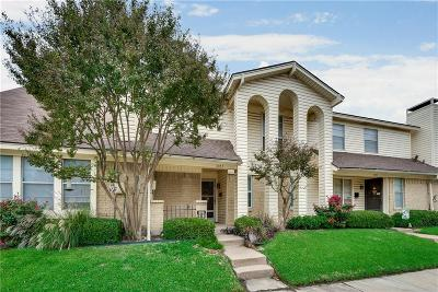 Carrollton Townhouse For Sale: 2043 Embassy Way