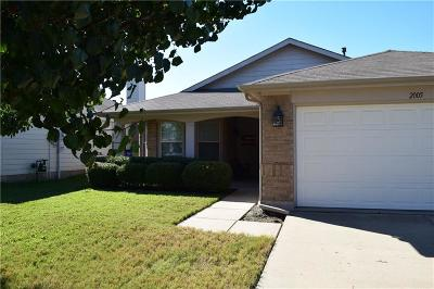 Forney Single Family Home For Sale: 2005 Misty Hollow Court