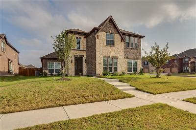 Forney Single Family Home For Sale: 1025 Macaw Drive