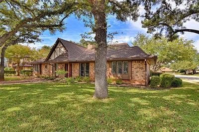 Arlington Single Family Home For Sale: 3600 Lake Pontchartrain Drive
