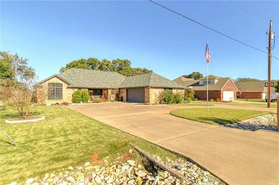 Granbury Single Family Home For Sale: 6414 Circo Drive