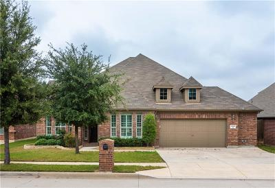 Fort Worth Single Family Home For Sale: 15808 Bent Rose Way