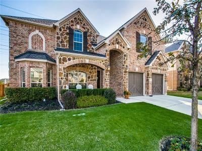 Plano Single Family Home For Sale: 3544 Acropolis Way