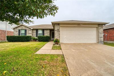 Burleson Single Family Home Active Option Contract: 1413 Cherokee Rose Lane