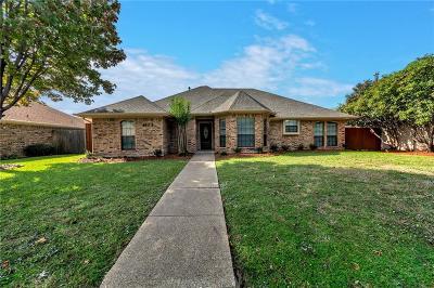 Carrollton Single Family Home For Sale: 4113 Furneaux Lane