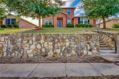 Mesquite Single Family Home For Sale: 2645 Bandera Place