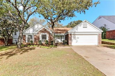 North Richland Hills Single Family Home For Sale: 6725 Inwood Drive