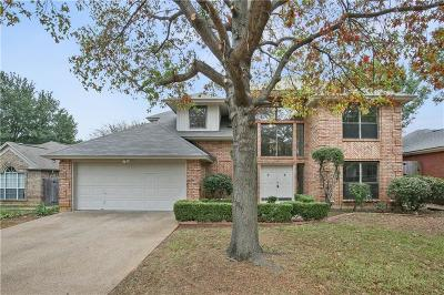 Arlington Single Family Home For Sale: 6220 Castle Creek Road