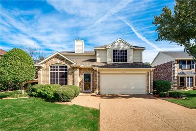 Flower Mound Single Family Home For Sale: 2116 Bennington Avenue