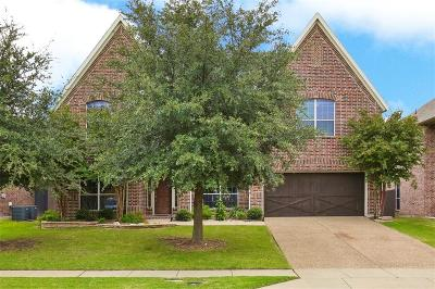 Frisco Single Family Home For Sale: 9888 Promontory Drive
