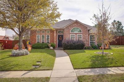 Lewisville Single Family Home For Sale: 1530 Eagle Nest Pass