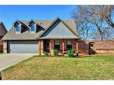 Sherman Single Family Home For Sale: 2834 Rex Cruse Drive