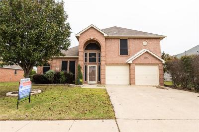 Midlothian Single Family Home For Sale: 1106 Pheasant