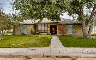 Single Family Home For Sale: 16705 Rustic Meadows Drive