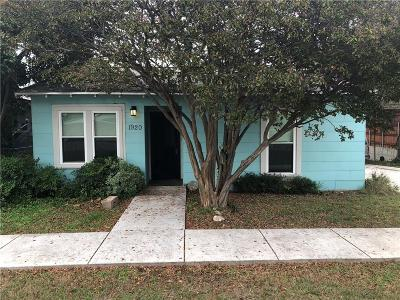 River Oaks Single Family Home Active Option Contract: 1920 Yale Street