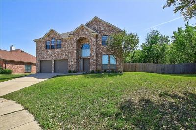 Corinth TX Single Family Home For Sale: $325,000
