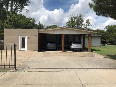 Dallas, Addison Single Family Home For Sale: 2959 Seymour Drive #1