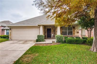 Little Elm Single Family Home For Sale: 811 Creekside Drive