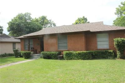 Single Family Home For Sale: 10219 Clary Drive