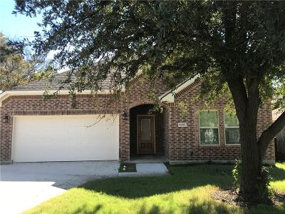 Single Family Home For Sale: 1902 Lea Crest Drive