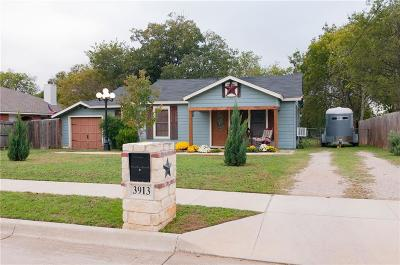 North Richland Hills Single Family Home Active Option Contract: 3913 Honey Lane