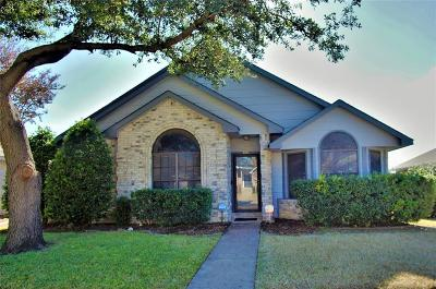 McKinney Single Family Home Active Option Contract: 2329 Foot Hill Road
