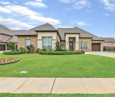 Colleyville Single Family Home For Sale: 7705 Wildflower Way